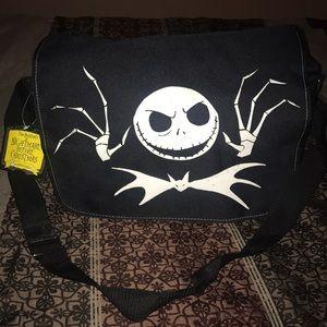 Nightmare before Christmas messenger bag